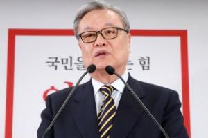 인명진, 31일 대통령 후보 선출 뒤 비대위원장 사퇴
