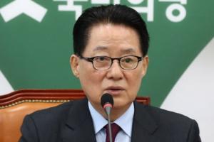 """박지원 """"文-安 일대일 구도서 오차범위…이것이 민심이다"""""""