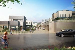 단독주택 수요층 증가로 '광교 하이빌리지 2차' 주목