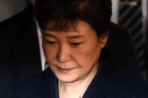 박근혜 구속기소…자유한국당 '1호 당원'에서 당원권 정지