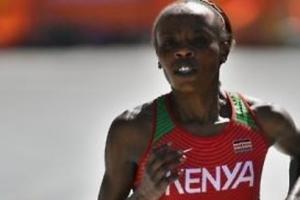 '넘어지고도 런던마라톤 우승' 제미마 숨공 도핑테스트 걸렸다