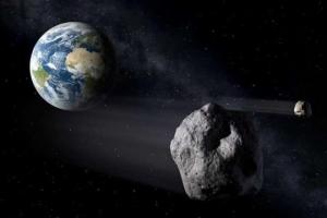[우주를 보다] 지구 온 '소행성 손님'
