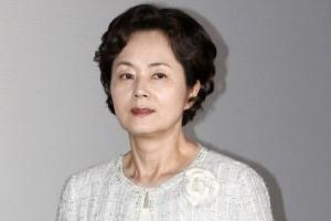 '암 투혼' 배우 김영애 별세…향년 66세