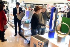 지난해 가전제품 판매액 11.6%↑, 공기청정기, 제습기 불티