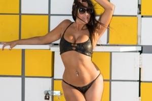 [포토] 클라우디아 로마니, 환상적 S라인 비키니 몸매