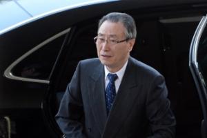 [서울포토] 中우다웨이 방한… 북핵 대응 논의