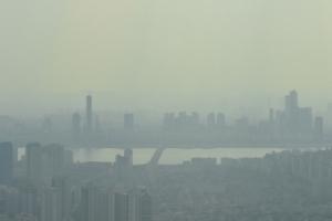 [단독]대기오염 물질 1위 경기, 미세먼지는 전남, 초미세먼지는 충남... 전국 대기오염…