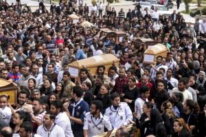 최악 기독교 테러… 이집트 비상사태 선포