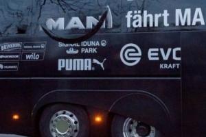 [유럽챔스] 도르트문트 구단 버스 노린 폭탄 폭발, 바르타 손 다쳐