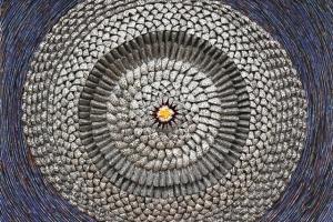 허회태의 55년 예술인생 3D로 피워낸 '생명의 꽃'