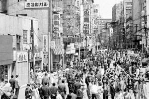 [그때의 사회면] 명동 이야기(상)/손성진 논설실장