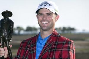 '트릭샷 스타' 브라이언 PGA 우승샷