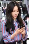 '갤럭시S8 예쁘네~' 태…