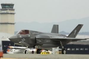 한반도 긴장 상황에 주일미군 F-35B 스텔스 전투기도 분주