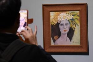 '미인도' 오늘 공개…과천 국립현대미술관서 26년만에 일반전시