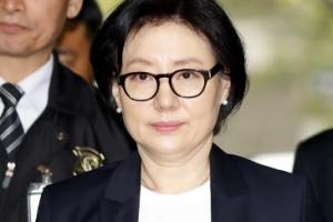 '수백억 세금 포탈 혐의' 서미경 신영자, 법정서 혐의 부인