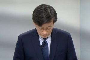 """손석희 사과 """"특정 후보에 불리한 실수 수차례 있었다"""""""