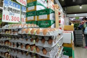 '계란 대란' 재현되나…한 판에 1만원 넘는 소매점 속출