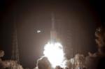 中 첫 화물우주선 발사 성…