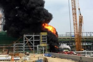 울산 에쓰오일 공장서 폭발사고…부상자 5명으로 늘어