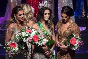 [포토] '여자보다 이쁘죠'… 브라질 트랜스젠더 우승자의 미모