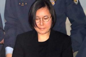 """장시호 """"최순실 안방서 朴·총수 독대 서류 봤다"""""""