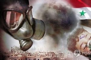 미국, 사린가스 사용한 시리아 제재…271명 재산 동결