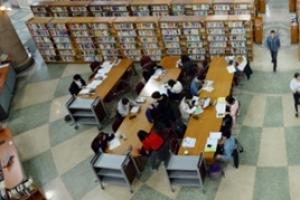 도서관서 조용히 해달라는 고교생들 폭행한 중학생들