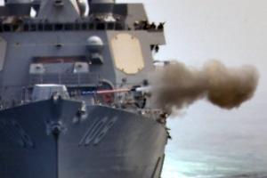 [포토]北 압박하는 한-미 해군 연합훈련