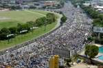 [포토]베네수엘라 반정부 …