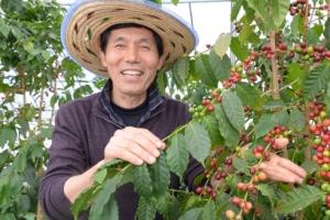 [新전원일기] 바리스타 농부, 사람 향기 좇는 커피 마을의 꿈