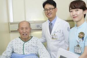 107세 노인, 국내 최고령 수술 기록 달성