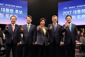 """썰전 유시민, TV토론 분석 """"심상정 유승민 잘해보이는 이유는.."""""""