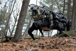 '지옥에서 온 개' 로봇이 배달부?…구글 산하 로봇업체 배달시험