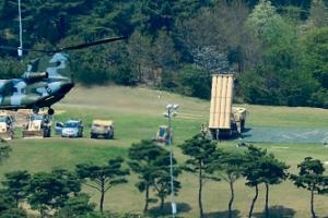 사드 성주 전격 배치… 대선 전 시험가동