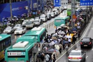 지하철 2호선 신도림역~합정역 신호장치 고장...출근길 시민들 큰 불편