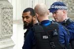 런던 정부청사 테러 혐의…