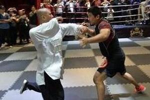 중국 재벌, 무술인 vs 이종격투기 대결에 '상금 17억원' 걸어