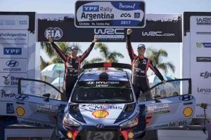 2017 월드랠리챔피언십 현대자동차 레이싱팀 우승