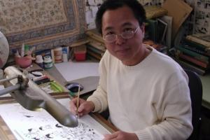 만화가 오세영의 책상을 만나다