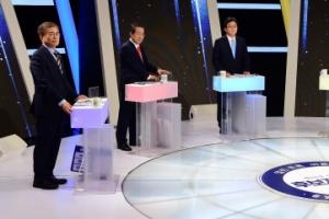 文·安, 계파 패권주의 정면 충돌… 洪·劉는 탈당·탄핵 비난전
