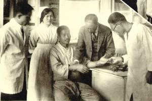 [단독] 1917년 피부과서 시작한 한국 의료 '백년 금자탑'