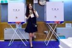 '다이아' 정채연, 청순…