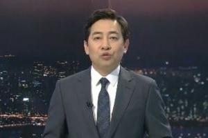 김성준 앵커, SBS '8뉴스' 앵커직 하차…여성 앵커는 유지
