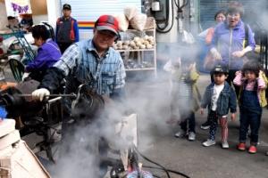 정다우리, 우리네 인생…전북 정읍의 전통장 '샘고을시장'을 가다