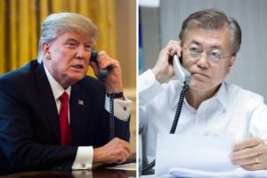 """임종석 비서실장 """"문재인, 실용적인 트럼프와 대화 잘될 것"""""""
