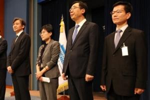 민정·인사·홍보수석 인선에 담긴 대통령의 뜻은 '개혁·균형·소통'