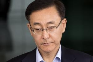 [속보] 문재인 대통령, 12일 중 김수남 검찰총장 사표 수리 예정