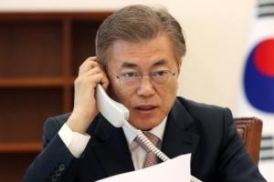 문재인 대통령 특사 내정…미 홍석현·중 박병석·일 문희상·러 송영길