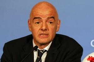 """인판티노, FIFA 비판에 """"가짜 뉴스·FIFA 때리기"""""""